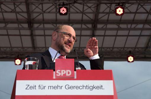 "SPD sackt bei ZDF-""Politbarometer"" leicht ab"