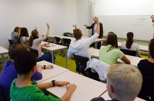 Fast jeder zweite Schüler leidet unter Stress