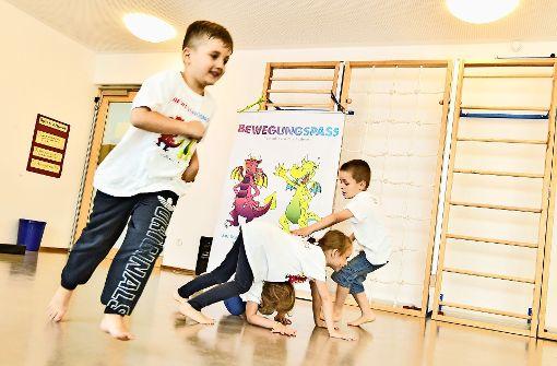 Mehr Sport für Kitakinder