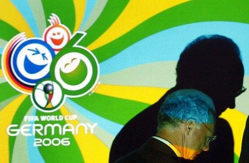 DFB geht gegen Beckenbauer  vor