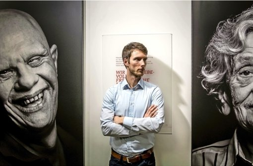 Fotograf In Stuttgart ausstellung zur inklusion in stuttgart der appell heißt