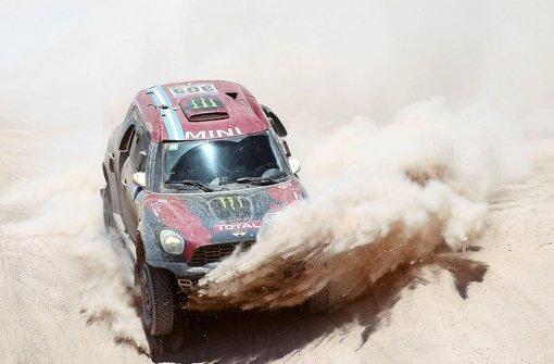 Mit Mini-Salamis zum Dakar-Triumph