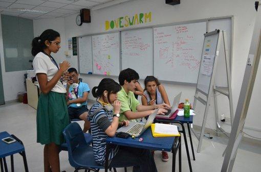 Singapur: Draußen Smog, drinnen gute Ideen