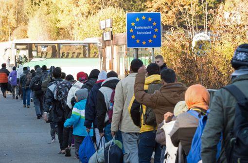 Muss Deutschland bald mehr Flüchtlinge aufnehmen? In einem Bericht wird dieses Szenario erwogen. Foto: dpa-Zentralbild