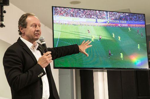 Manipulationsvorwürfe: DFB setzt Krug als Videobeweis-Chef ab