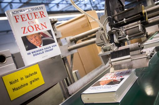 Die Vorbestellungen der deutschen Ausgabe hätten die Erwartungen übertroffen, heißt es vom Rowohlt-Verlag. Foto: dpa