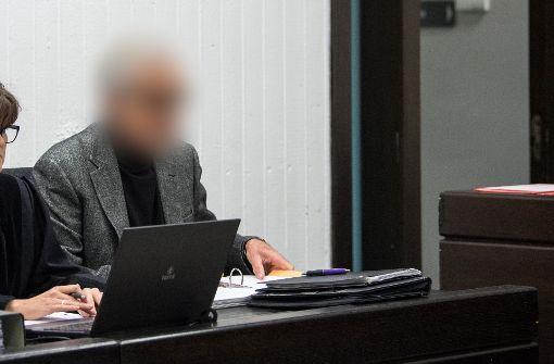 Es tue ihm aufrichtig leid, sagte der Angeklagte zu Prozessbeginn. Foto: dpa