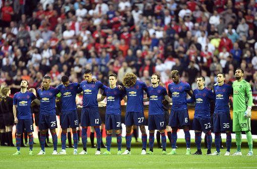 Manchester United gewinnt die Europa League