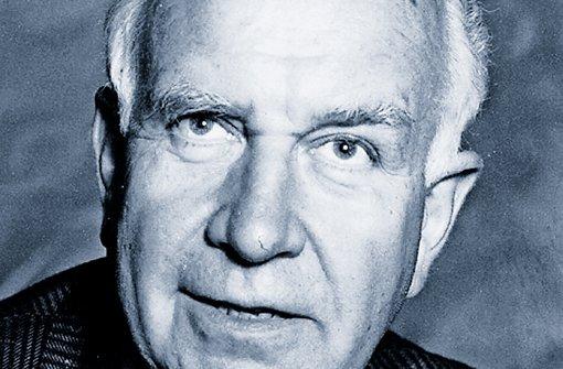 Der renomierte Bauingenieur Professor Gerhard Drees ist im Alter von 89 Jahren gestorben. Er unterrichtete viele Jahre an der Universität Stuttgart Foto: Uni Stuttgart