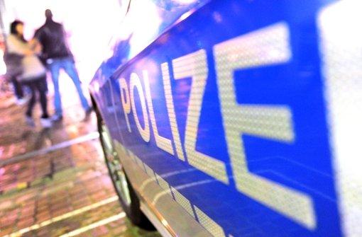 Wenn sich drei Polizisten den Körperschutz teilen