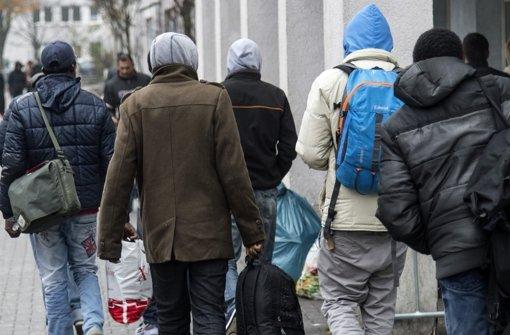 Asylunterkunft soll im Sommer    bezugsfertig sein