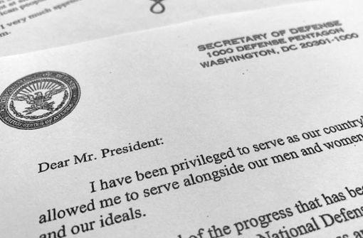 Netzreaktionen auf den Rücktritt des US-Verteidigungsministers Mattis