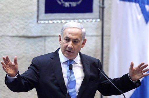 Netanjahu macht Hoffnung auf neue Gespräche