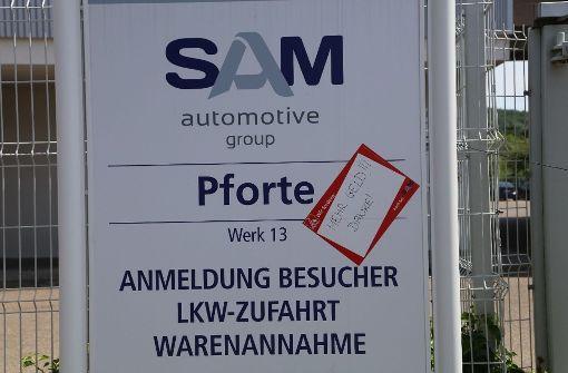 SAM Automotive fordert mehr Geduld