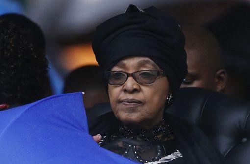 Winnie Mandela mit 81 Jahren gestorben