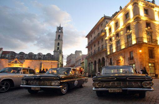 Kuba will Schulden in Rum zurückzahlen