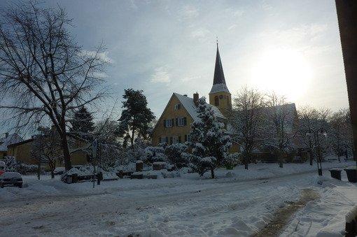 Hier eine Aufnahme aus Stuttgart-Stammheim. Foto: Leserfotograf hechi