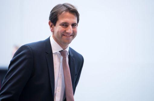 Andreas Jung in Kampfabstimmung zum Vize gewählt