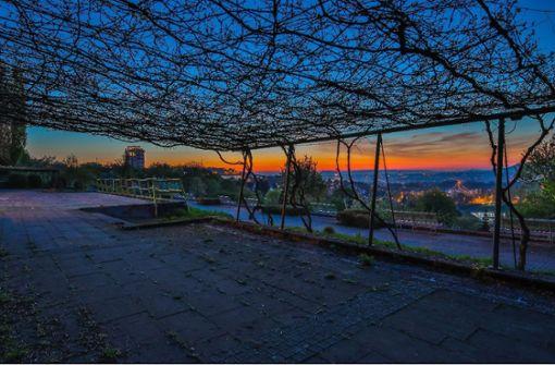 """Sonnenuntergänge auf dem Killesberg können jetzt im """"Bellevue 0711"""" genossen werden. Foto: Bellevue 0711"""