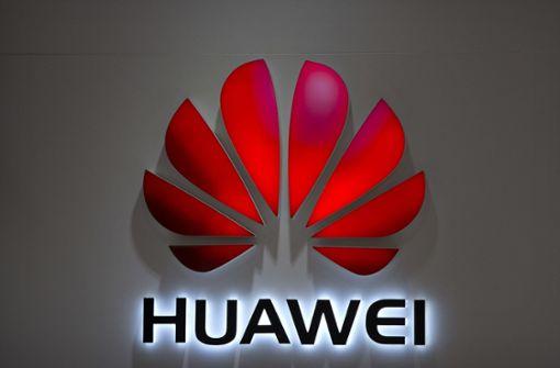 Die Finanzchefin von Huawei wurde in Kanada festgenommen. Foto: AP