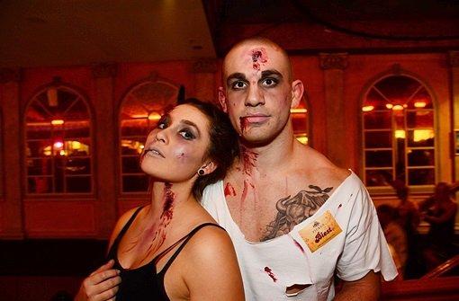 Stuttgart-Möhringen: Gruselige Halloween-Party im SI-Centrum ...