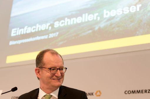 Übernahmegerüchte beflügeln Commerzbank-Aktie