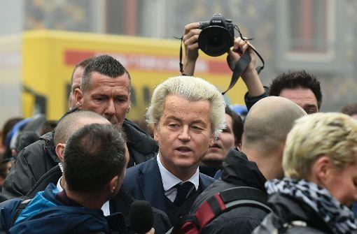 Rechtspopulist Wilders attackiert Marokkaner