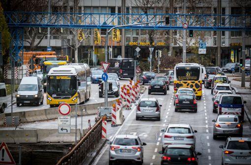 Land setzt für bessere Luft auf Busspur