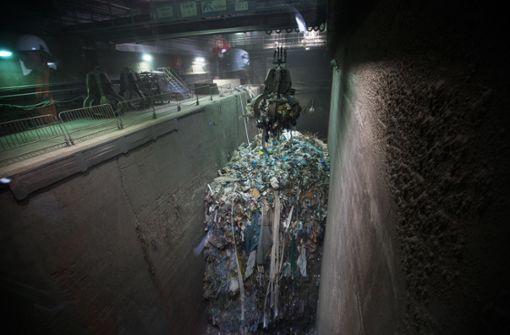 Die geplante Kapazitätserhöhung im  Göppinger Müllheizkraftwerk rückt wieder auf die Agenda. Foto: Ines Rudel/Archiv