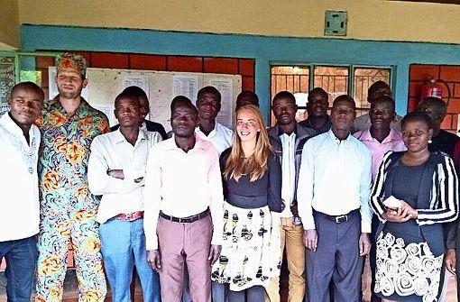 Vom Juristen zum Entwicklungshelfer in Afrika