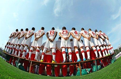 Den VfB Stuttgart ziehts ins Zillertal