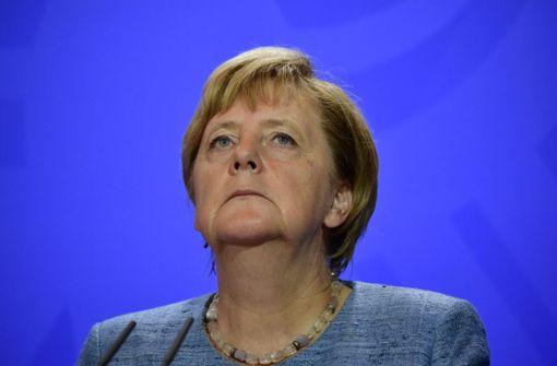 Angela Merkel sieht die Politik nicht in der Verantwortung. Foto: AFP