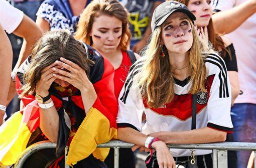 Was bedeutet das WM-Aus für  die Public Viewings?