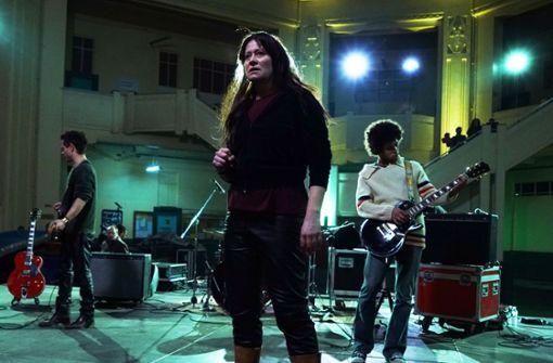 Ihre Karriere als Musikerin hat Christa .... (Trine Dyrholm) Foto: Film Kino Text