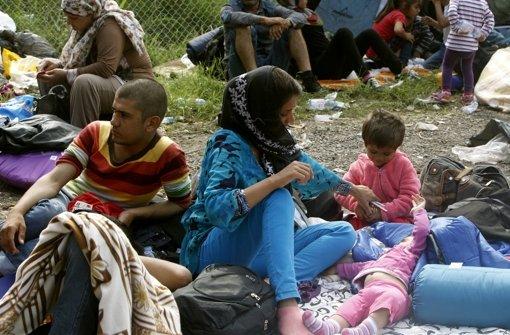 Flüchtlinge nehmen neue Route