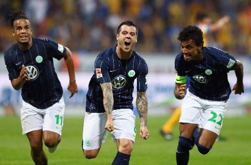 VfL Wolfsburg siegt und bleibt erstklassig