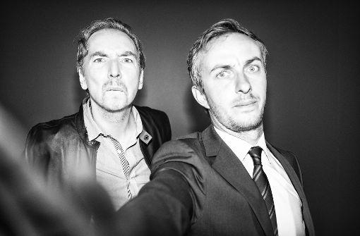 Jan Böhmermann und Olli Schulz brechen Auftritt ab