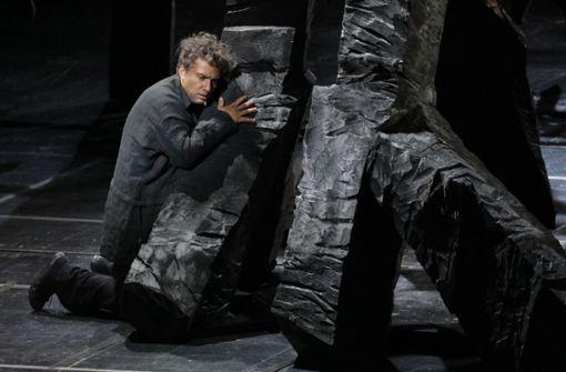 Jonas Kaufmann als Parsifal. Foto: Patricia Sigerist