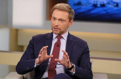 Christian Lindner stiehlt Martin Schulz die Show