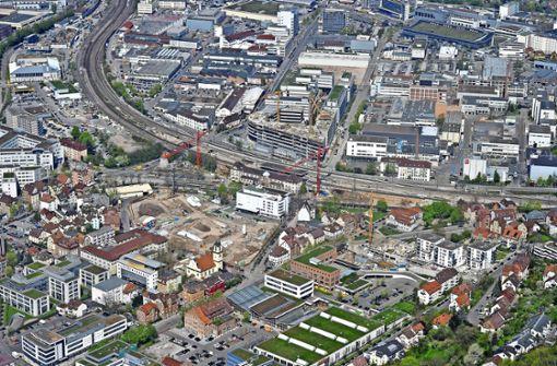 Der Stadtbezirk Feuerbach ist in den vergangenen Jahren stark  gewachsen und hat sich verändert. Die statistischen Daten sollen deshalb aktualisiert werden. Foto: Werner Kuhnle