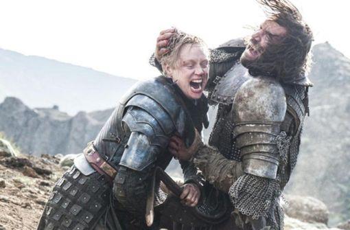 """Das Ende von """"Game of Thrones"""" wird bluttriefend"""