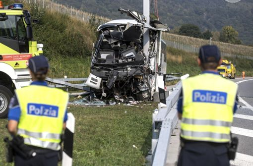 27-jährige Deutsche in der Schweiz gestorben