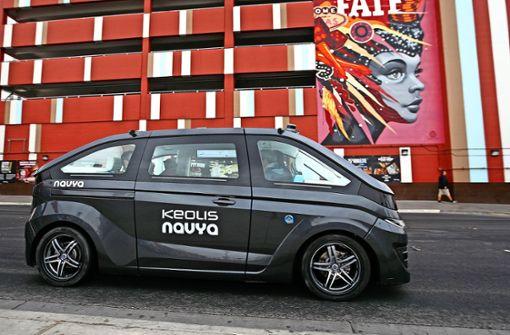 """""""Deutschland verliert den Anschluss beim autonomen Auto"""""""
