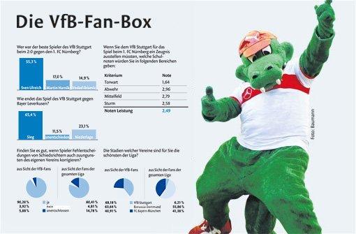 Die VfB-Fan-Box zum 6. Spieltag