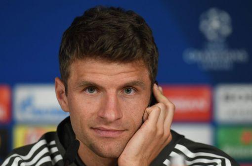 Müller könnte bei WM Kapitän werden
