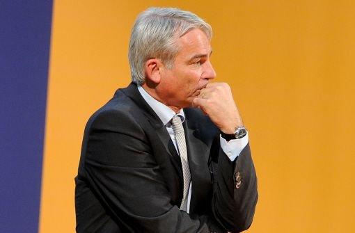 Thomas Strobl (CDU). Foto: dapd