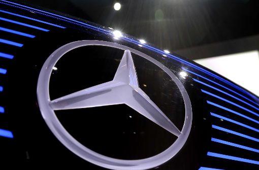 Daimler-Rückruf von mehr als einer Million Autos