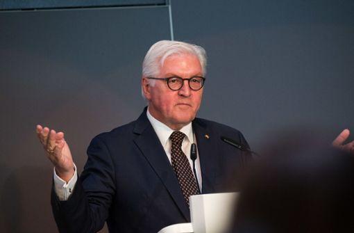 Steinmeier fordert vor EU-Gipfel Kompromissbereitschaft