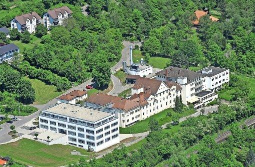 Das Marbacher Krankenhaus wird bald keine vollwertige Klinik mehr sein, dafür soll  ein Gesundheitscampus entstehen. Foto: Werner Kuhnle