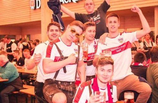 Sind Trachten im VfB-Stadion okay oder ein No-Go?